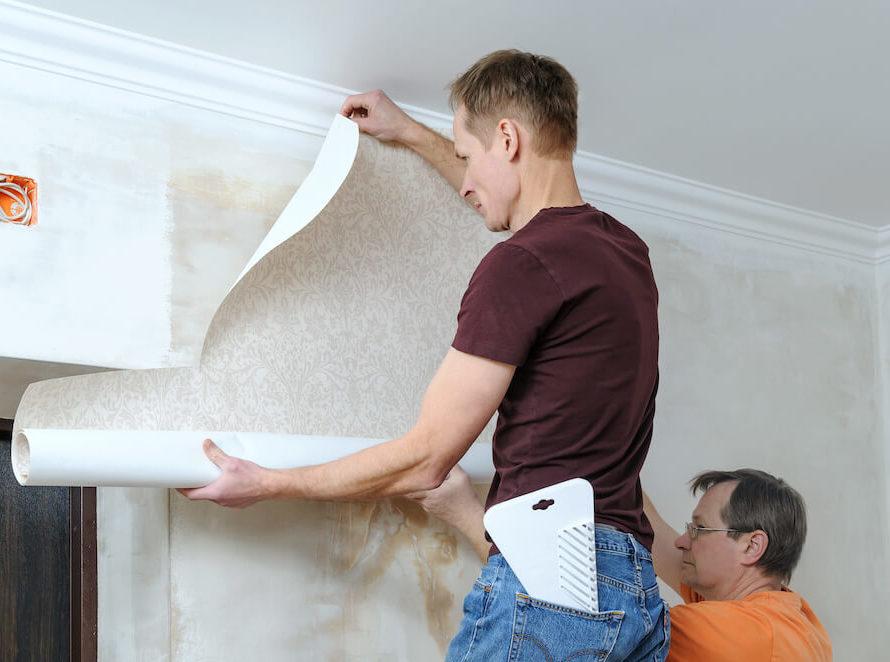 Die Malerei Falkner kümmert sich als Tapezierer aus Oberösterreich um Ihre Wände