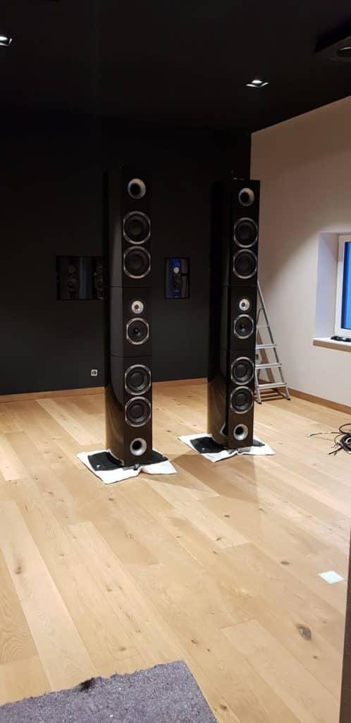 Audio Exclusive aus Prambachkirchen ist ein Kunde der Malerei Falkner
