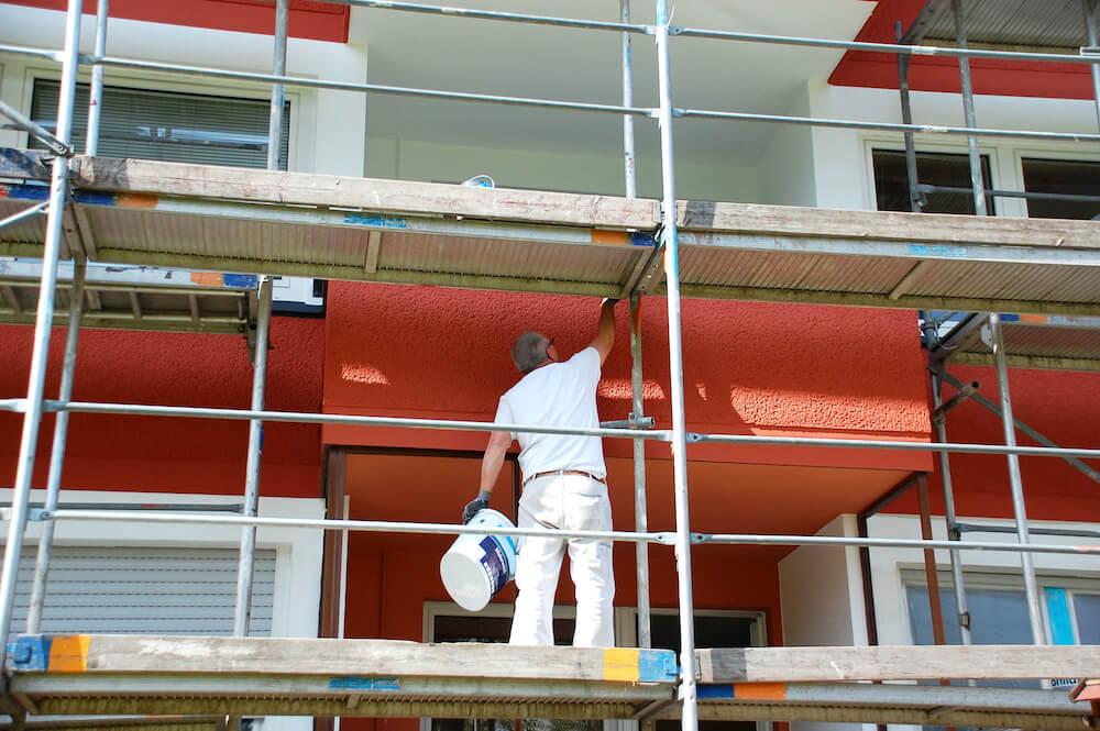 Kreative Fassaden malen wir natürlich gerne für Sie!