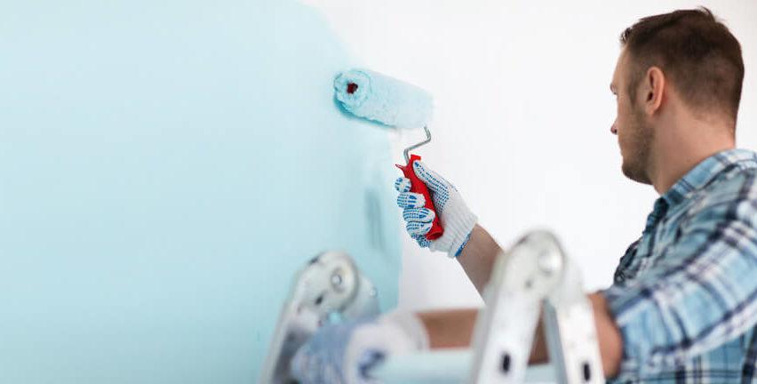 Die Innenraumgestaltung ist bei Malerarbeiten essentiell